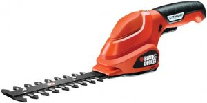 Аккумуляторные ножницы Black&Decker GSL300-QW в Сыктывкаре